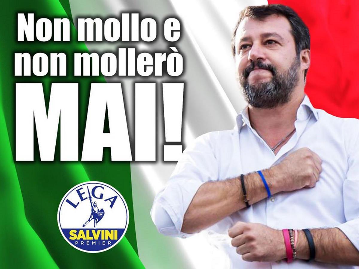 Per Salvini chiesto il rinvio a giudizio anche per il caso della Open Arms