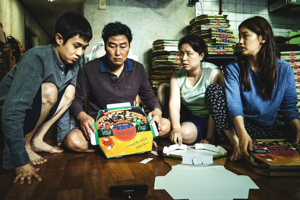 Il film sud coreano Parasite di Bong Joon - ho vince 4 Oscar