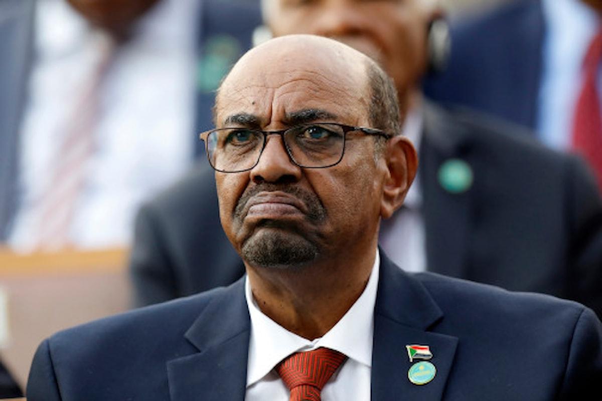 Il processo di Hassan al-Bashir all'Aja sul piatto delle trattative tra Governo e ribelli