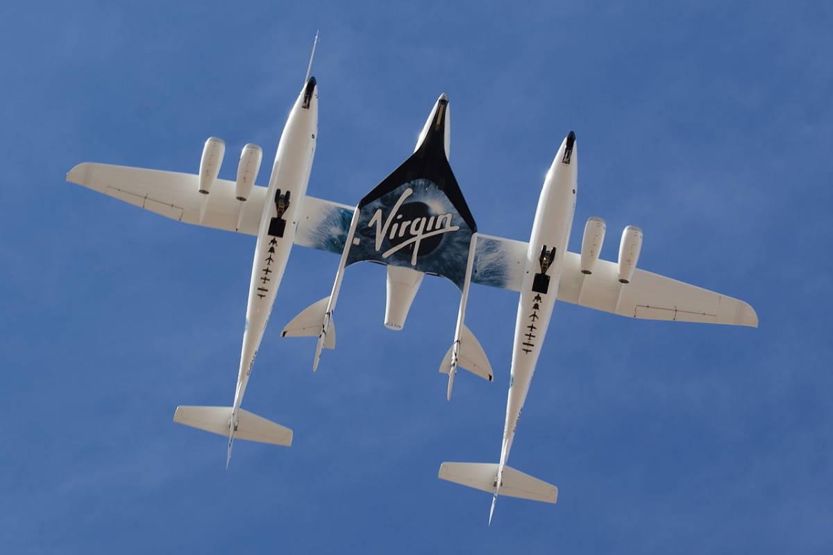 Secondo Virgin Galactic tutti vogliono andare a fare un giro nello spazio... ma sarà vero?