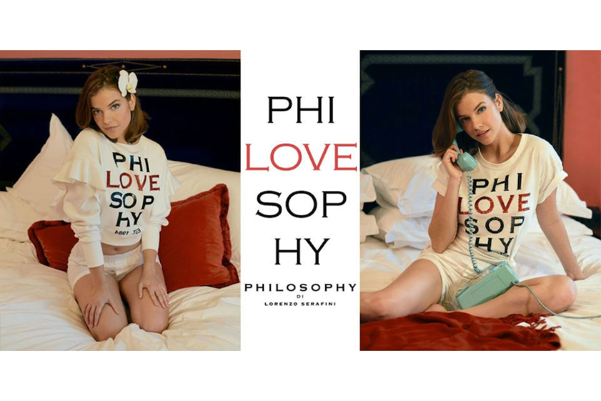 InVoga Magazine presenta PHILOVESOPHY, la nuova proposta di Philosophy