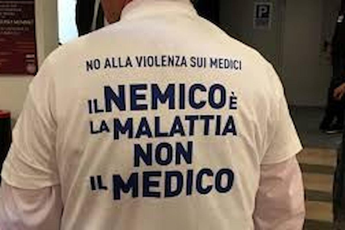 Violenza contro medici: accordo sull'aggravio delle pene, respinto il riconoscimento per i medici dello status di pubblico ufficiale