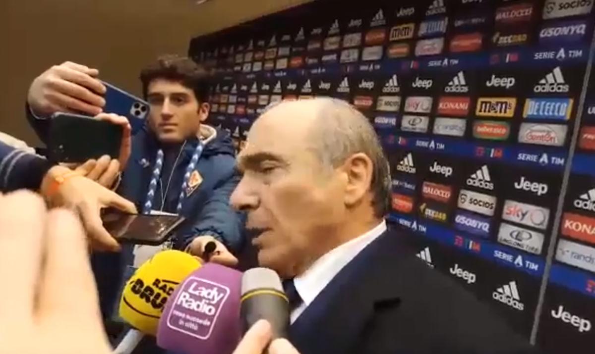 Commisso, presidente della Fiorentina: «Non voglio che mi trattino come uno scemo che viene dall'America»