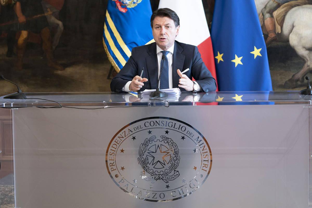 Le nuove misure del Governo anti Covid-19 per famiglie, lavoratori e imprese, mobilitati finanziamenti fino a 350 miliardi