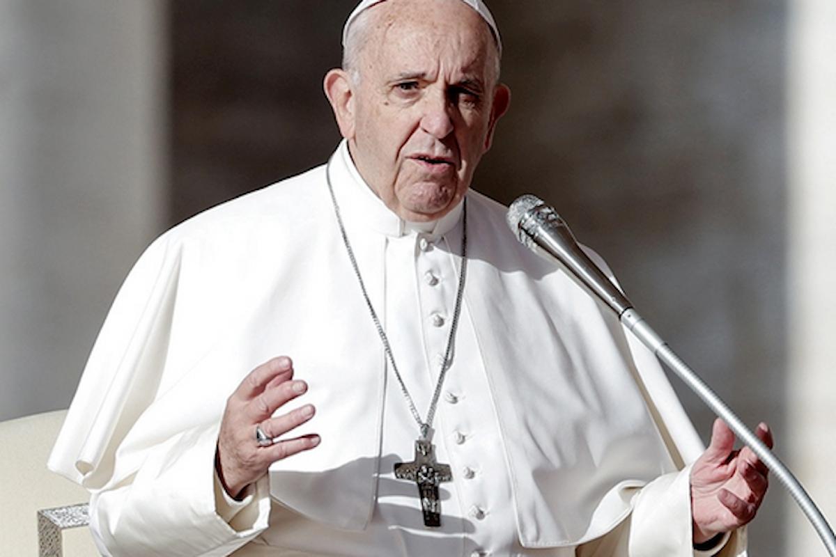Papa preoccupato per effetti della pandemia mondiale sull'occupazione