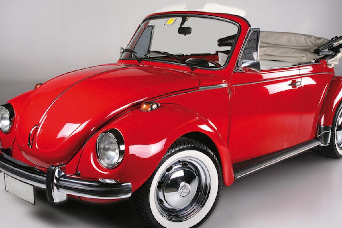 La vera storia del Maggiolino Volkswagen