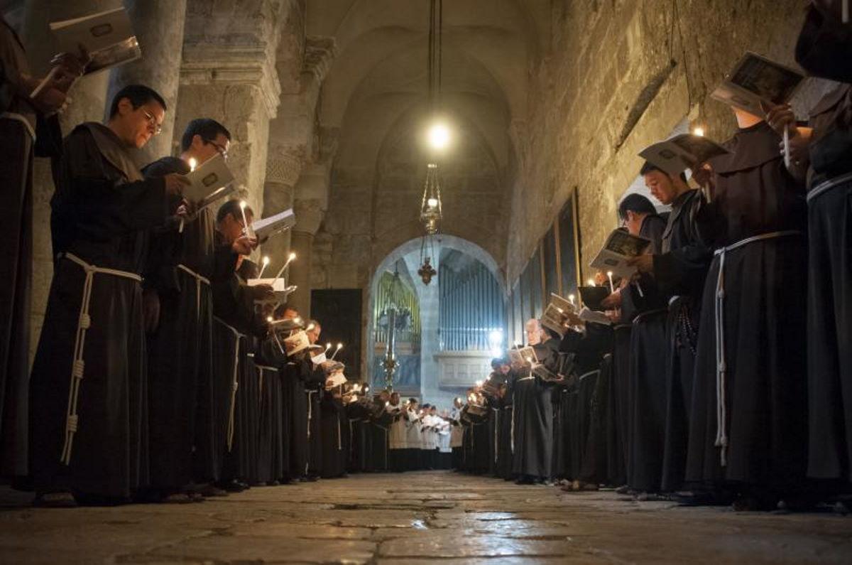 In Terra Santa: ebrei cristiani e musulmani uniti in preghiera