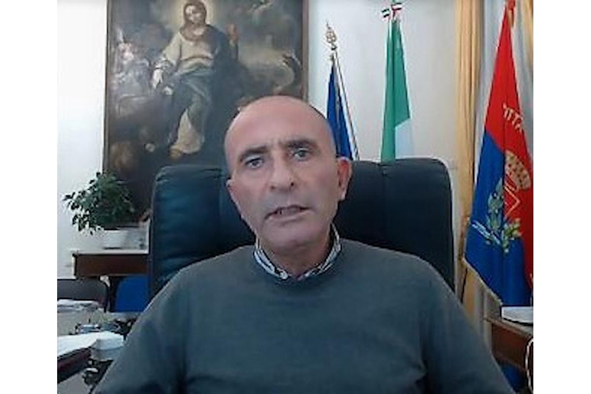 Milazzo (ME) - Videomessaggio del Sindaco per la situazione Covid 2019