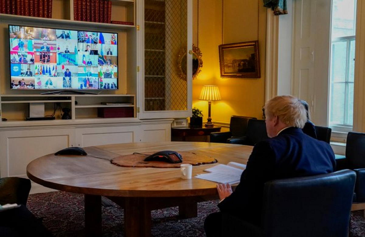 Boris Johnson positivo alla Covid-19. La situazione in Gran Bretagna ed in altri Paesi