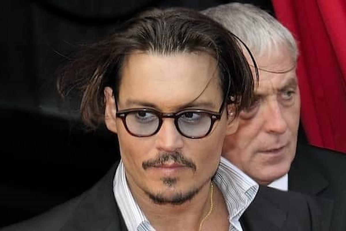 Johnny Depp su Instagram parla anche della sua ex. Ecco il messaggio speciale dell'attore