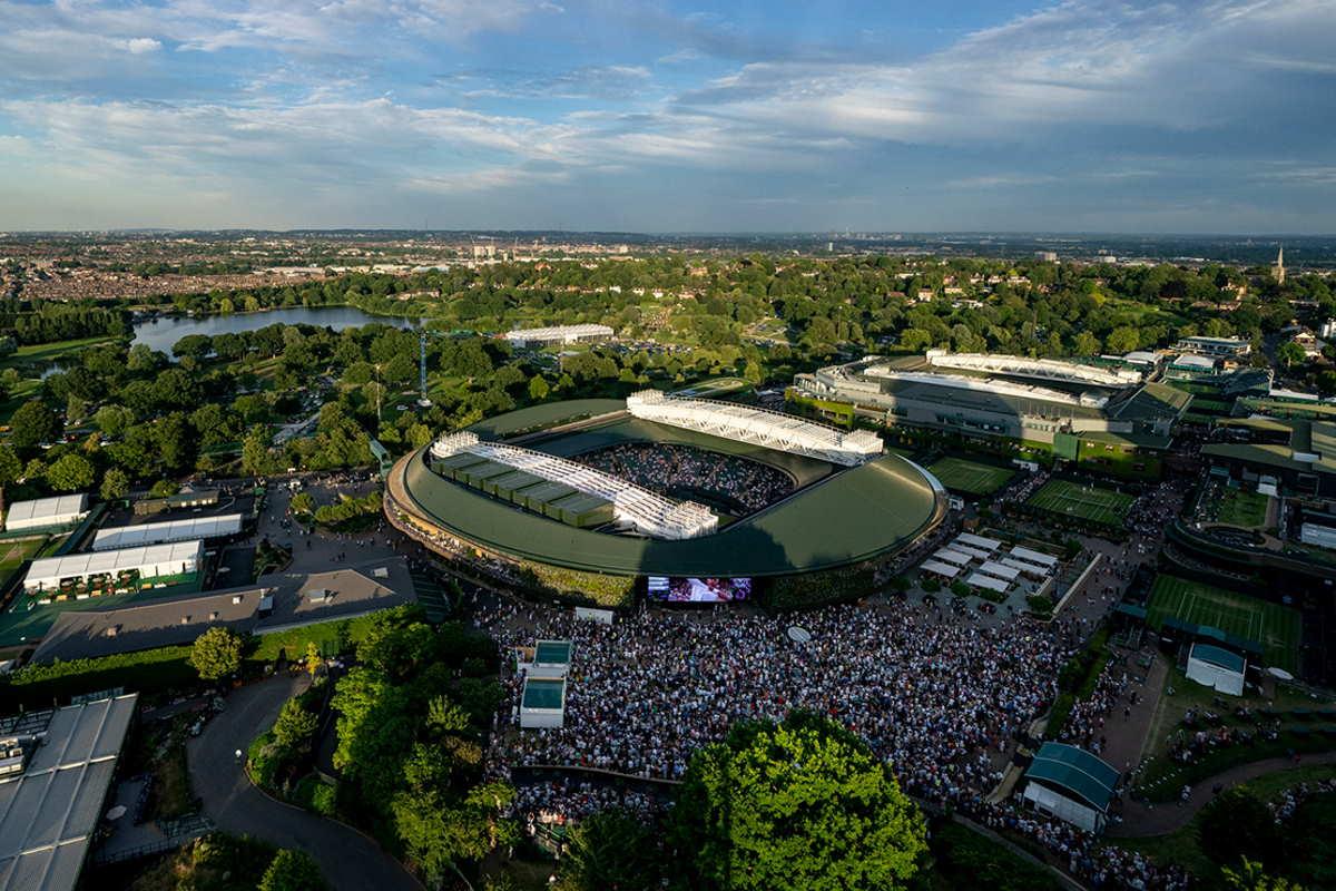Nel 2020 niente tennis a Wimbledon: la 134.a edizione del torneo è stata rinviata al prossimo anno