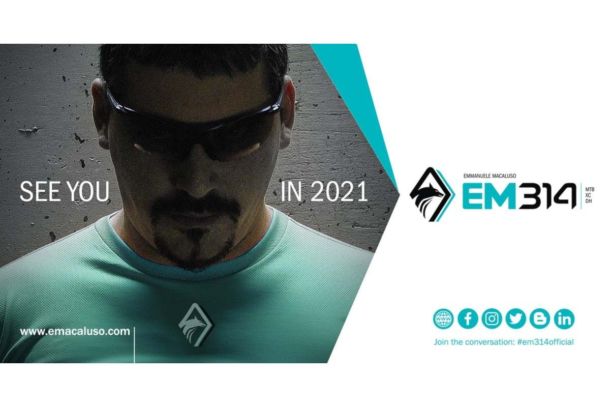 """Emmanuele Macaluso """"EM314"""" rinvia il suo ritorno alle gare nel 2021 a causa del Covid-19"""