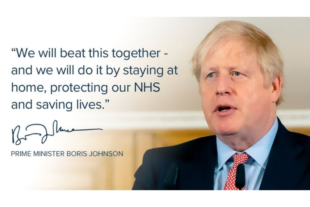 Johnson: devo la vita ai medici del NHS