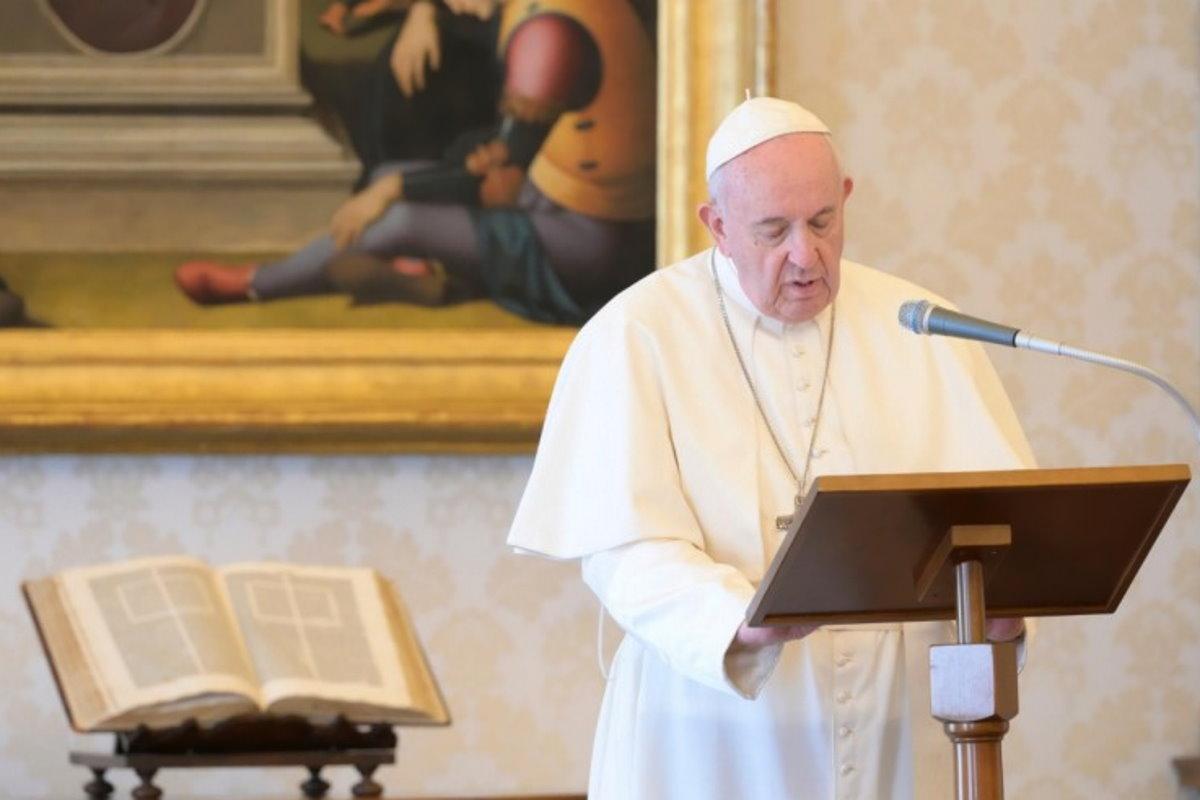 Il Papa ricorda il 70° anniversario della Dichiarazione Schuman