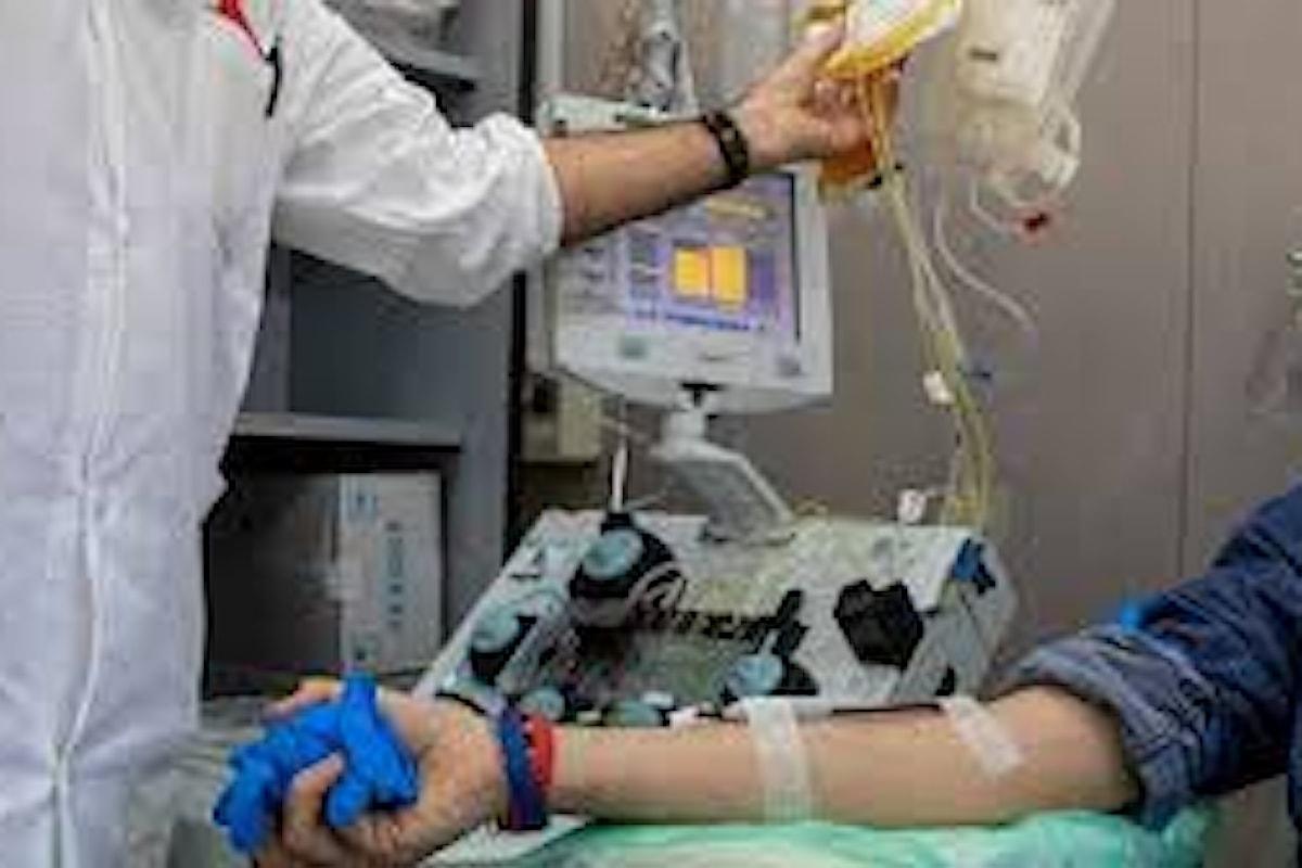 Veneto: dall'11 maggio l'ASL invia le lettere ai guariti da Coronavirus per la donazione del plasma