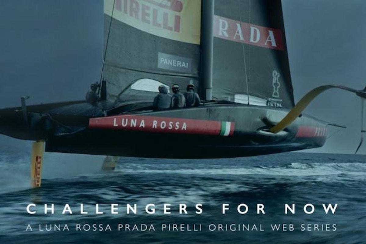 Vela, dal 4 giugno la mini serie web targata Luna Rossa