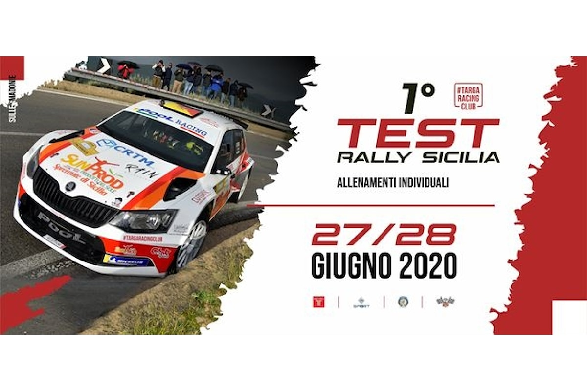 Sicilia – Test Rally il 27 e 28 giugno