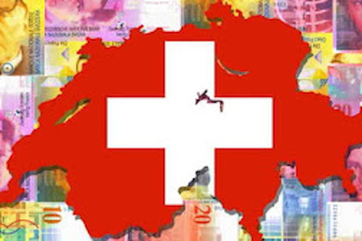 Cambio del franco svizzero ancora alto, la BNS interverrà ancora