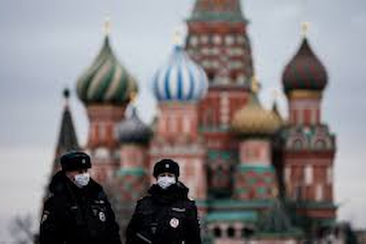 Il vero virus in Russia