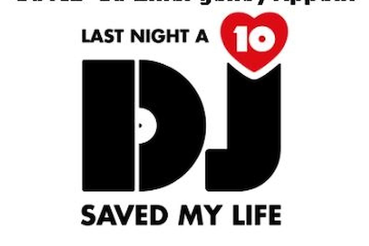 Oltre 10.000 Dj per Last Night A Dj Saved My Life dal 8 al 10 maggio #SetForLove