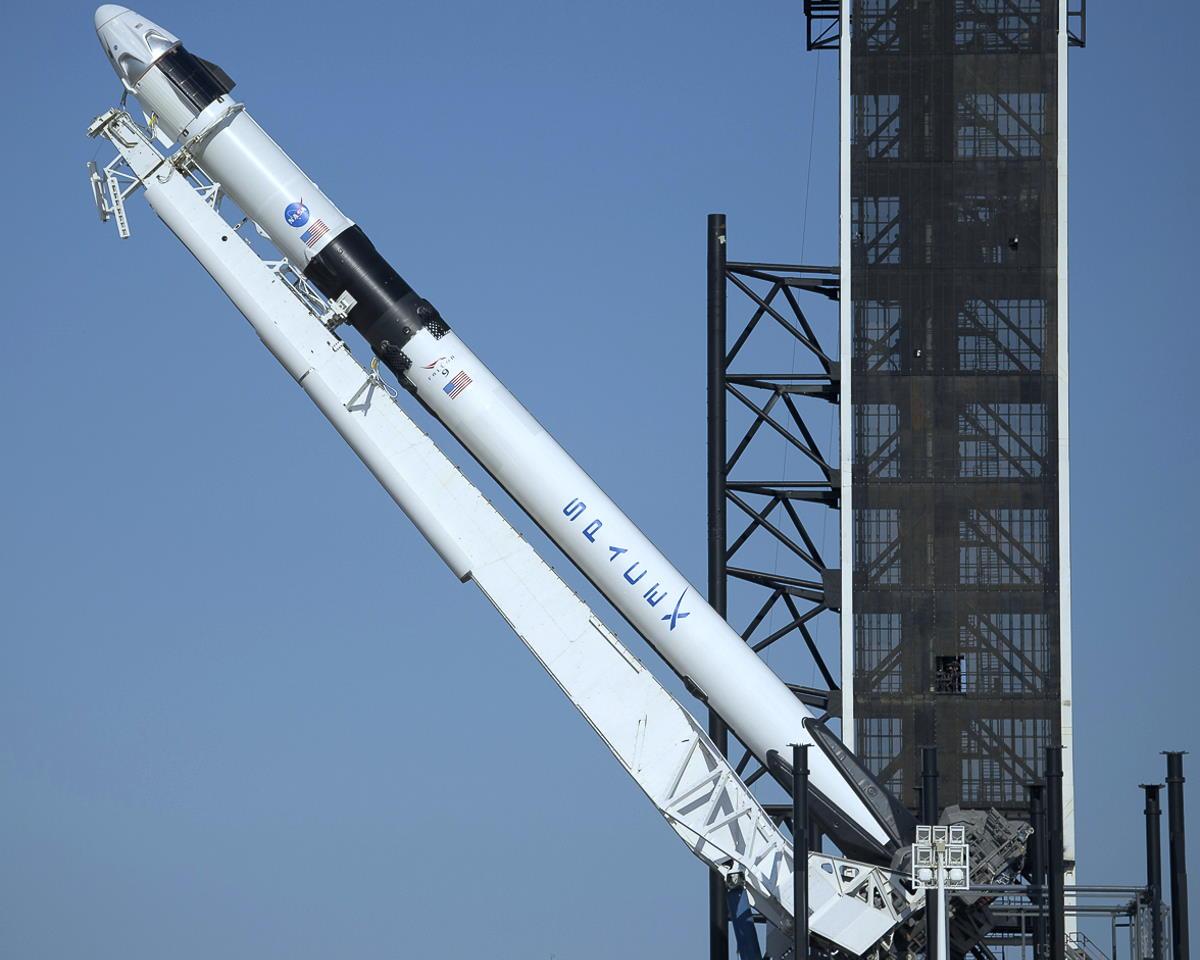 Dal 27 maggio riprenderanno dagli Stati Uniti i lanci di voli spaziali con astronauti a bordo