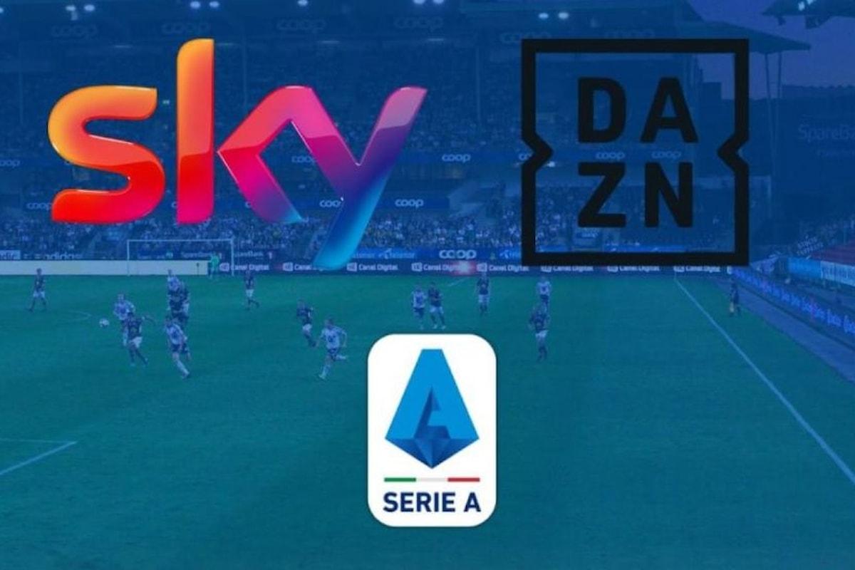 Calcio italiano e broadcaster in rotta per la ritrasmissione della serie A