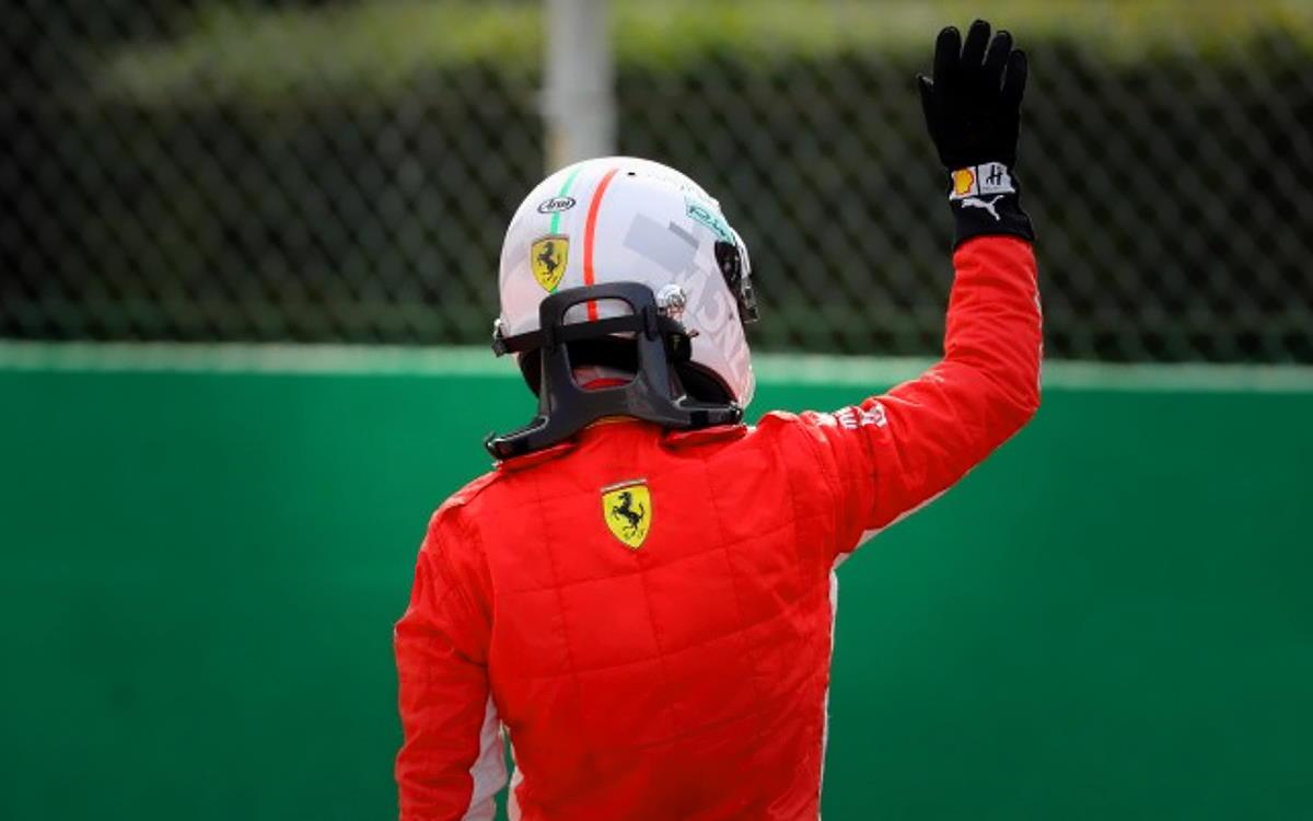 Vettel e Ferrari si dicono addio... dal 2021 il tedesco non sarà più un pilota della rossa