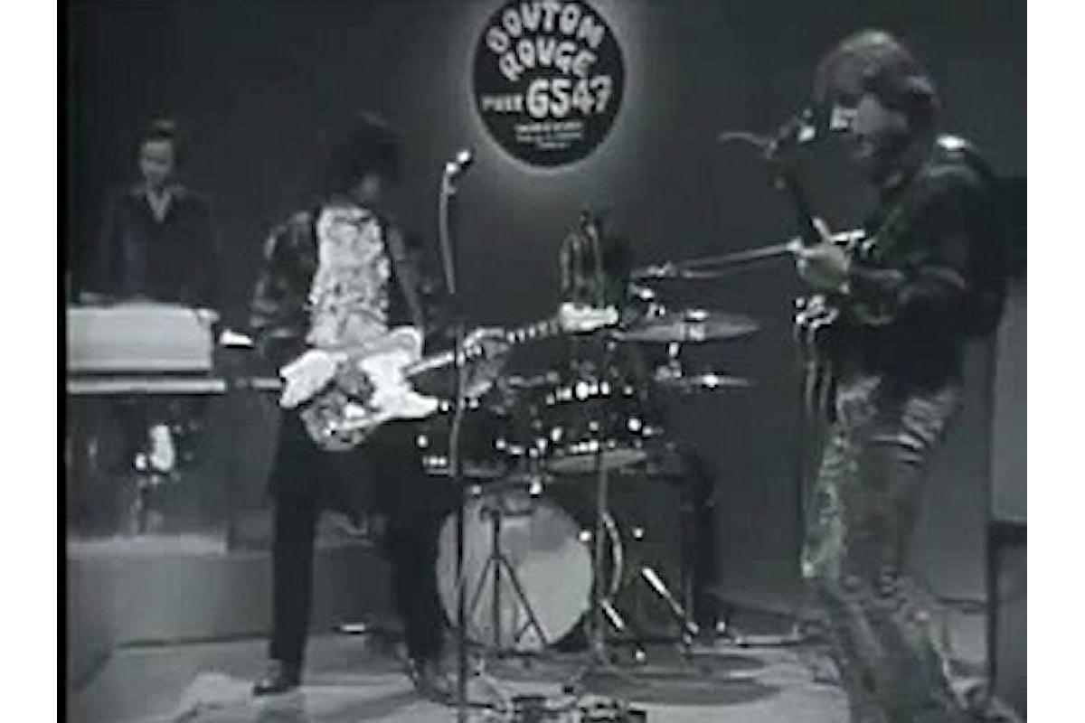 Una band che è entrata nella storia della musica per essere stata trampolino di lancio di grandissimi chitarristi: The Yardbirds