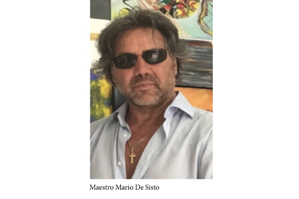 Presto a Roma una personale del Maestro Mario De Sisto