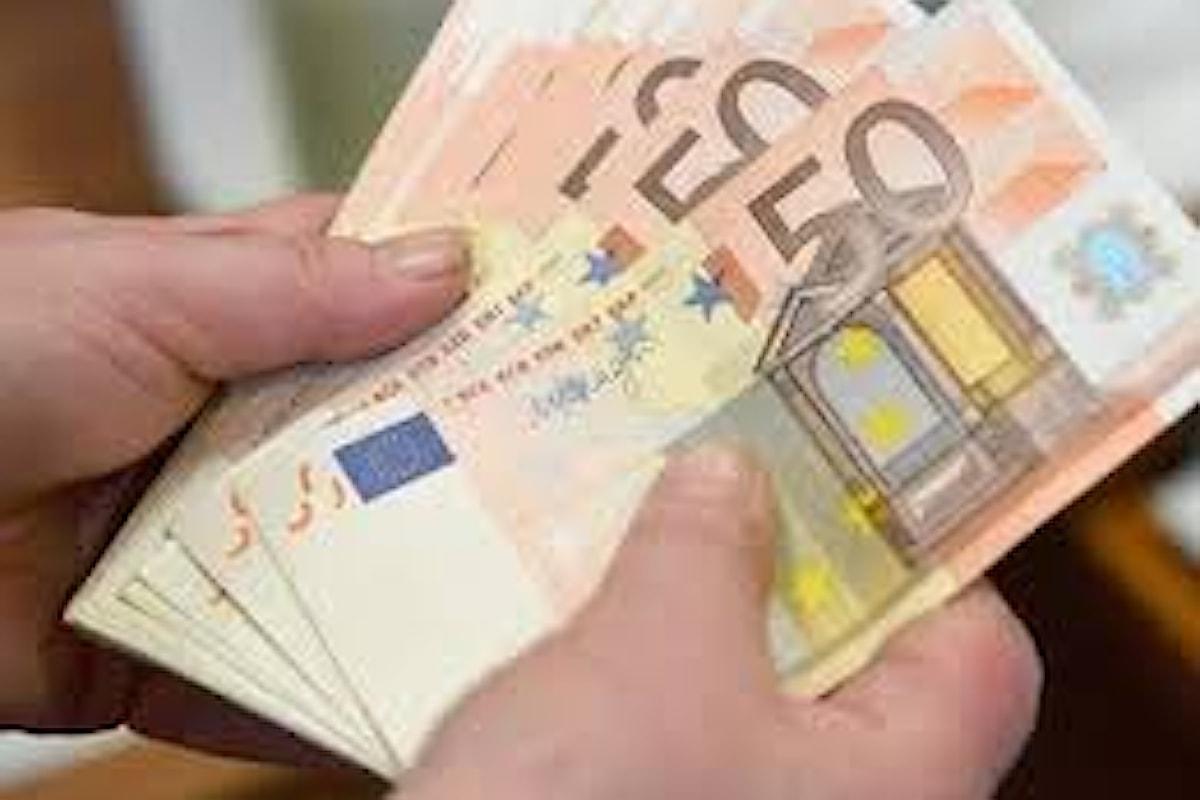 Dal 1° luglio 2020 entra in vigore il nuovo limite per i pagamenti di somme in contanti