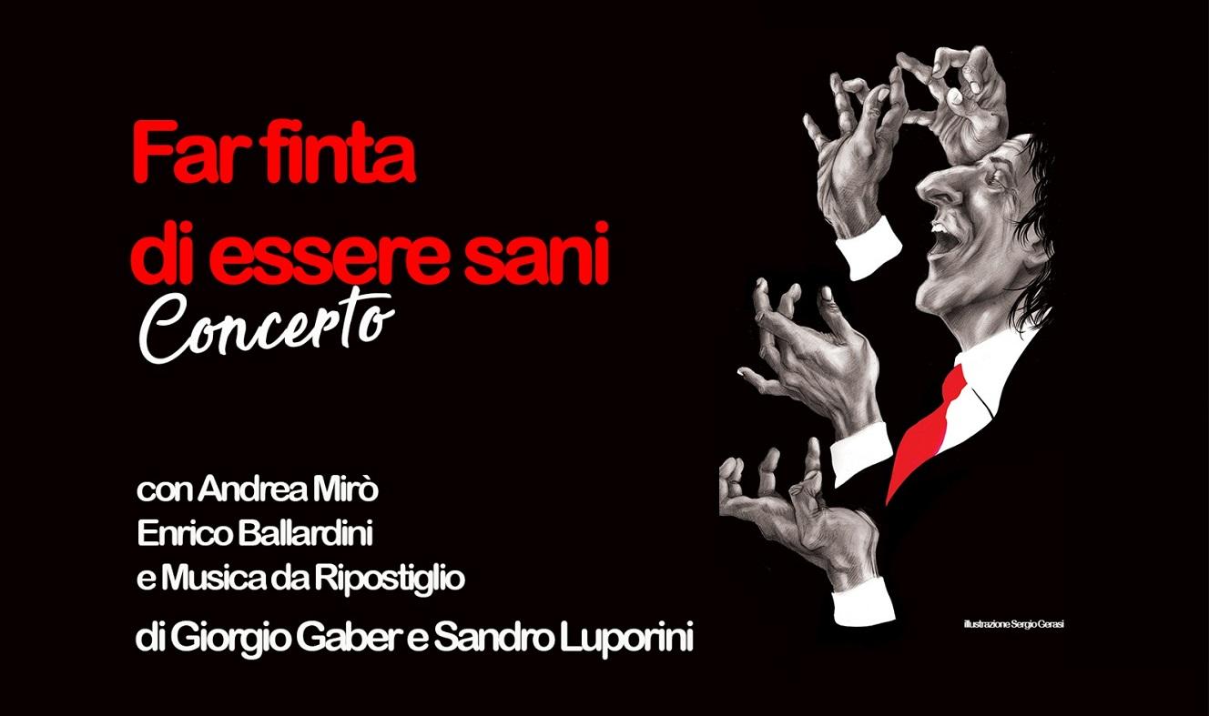 """IL CORAGGIO DI RIAPRIRE: Il Teatro Menotti riaprirà alla mezzanotte del 15 giugno con """"Far finta di essere sani"""""""