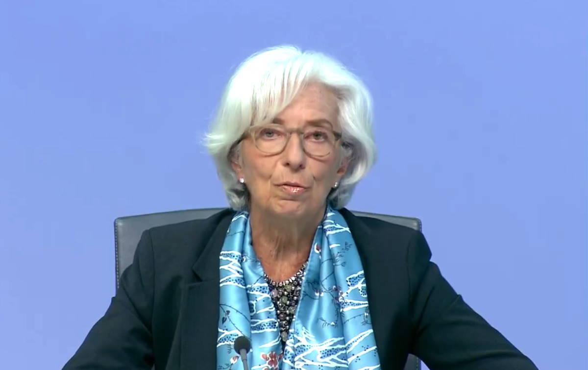 Lagarde annuncia che la BCE ha incrementato il PEPP di altri 600 miliardi