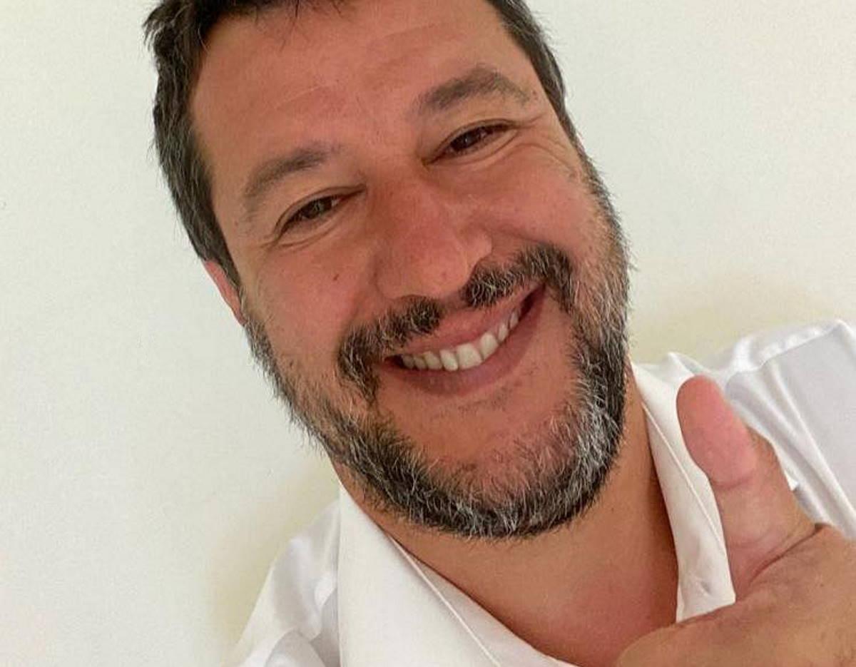 Anche un nubifragio e dei possibili morti per Salvini diventano utili per fare propaganda