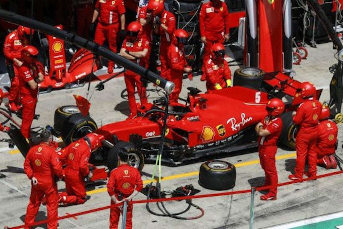 Ferrari, altra stagione da dimenticare
