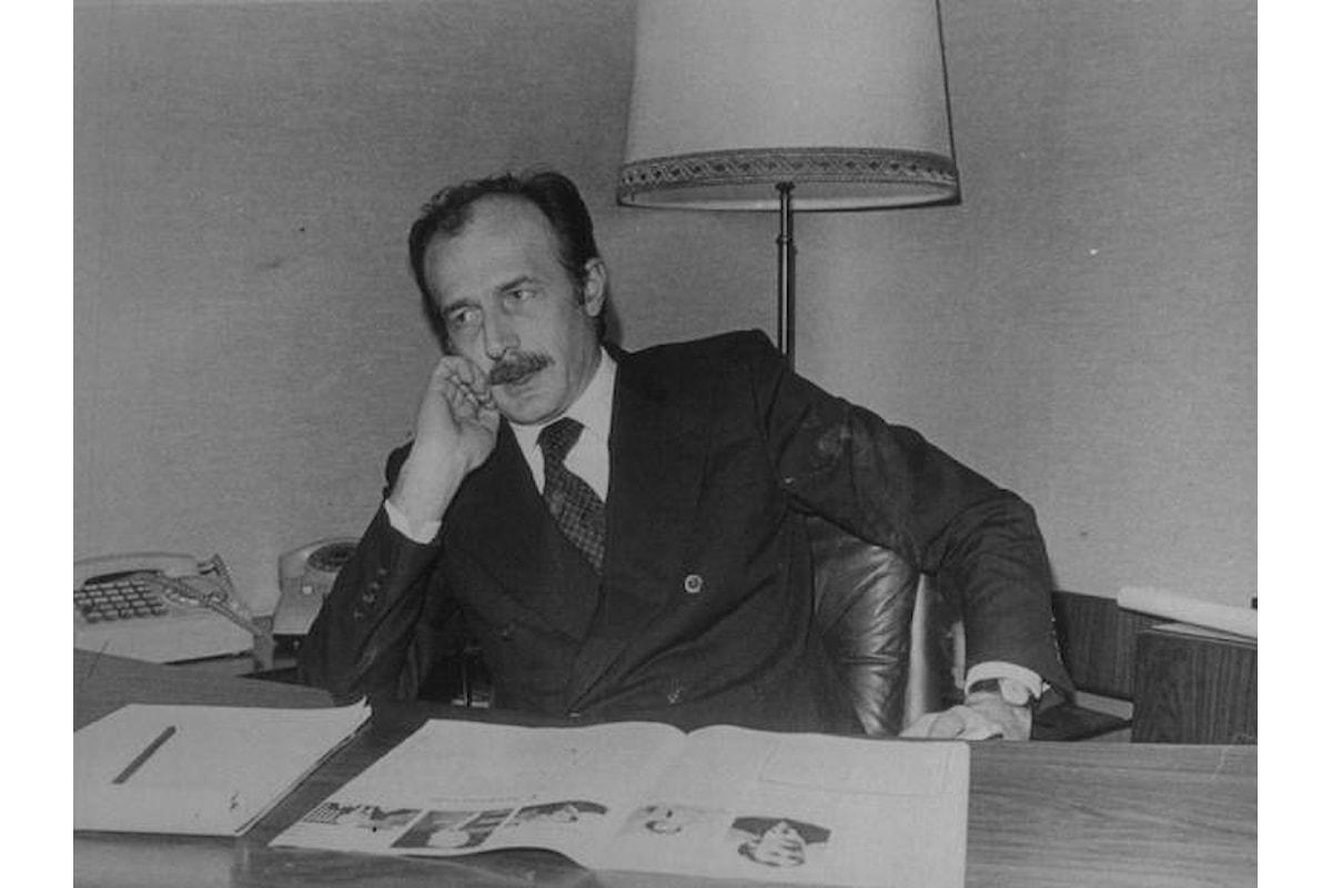 Giorgio Ambrosoli, un eroe borghese