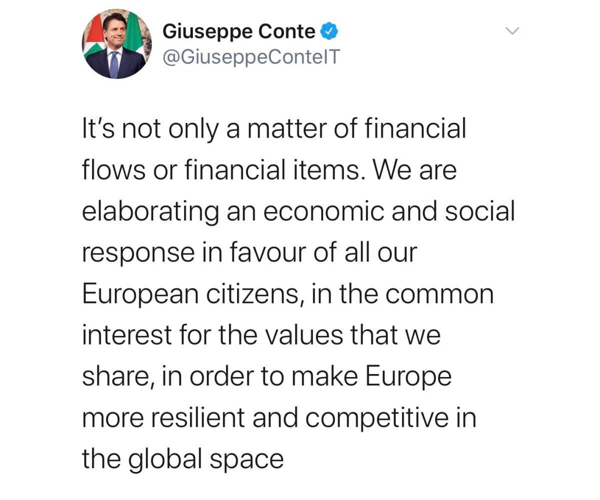 Fino al pomeriggio di sabato nessuna intesa al Consiglio europeo sul Recovery Fund