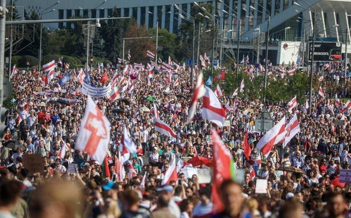 Bielorussia, anche il 30 agosto gli oppositori in piazza per chiedere le dimissioni di Lukashenko