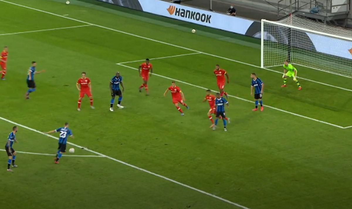 L'Inter supera il Bayer Leverkusen e in semifinale affronterà lo Shakhtar o il Basilea