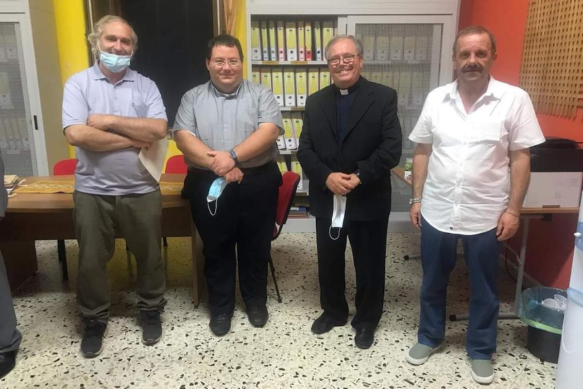 Gangi, l'archivio storico parrocchiale di San Nicolò apre le porte