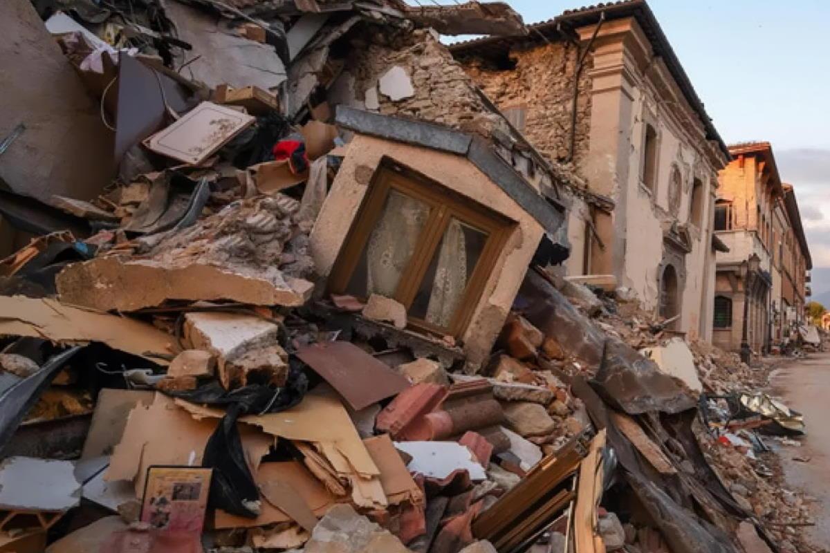 Quattro anni dal sisma in Centro Italia, le parole di Mattarella