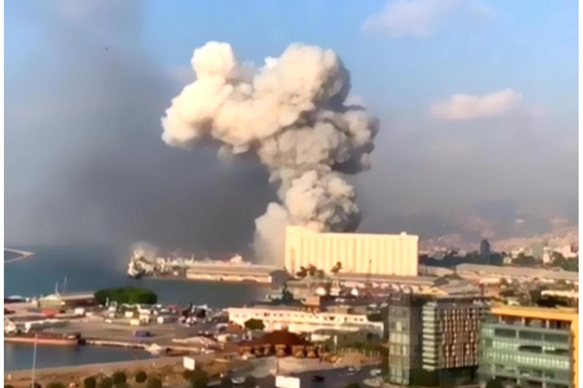 137 i morti e 5.000 i feriti del bilancio delle devastanti esplosioni di martedì al porto di Beirut