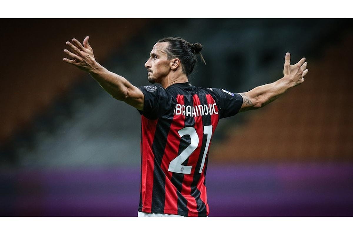 Ibra accetta offerta Milan per 7 milioni l'anno