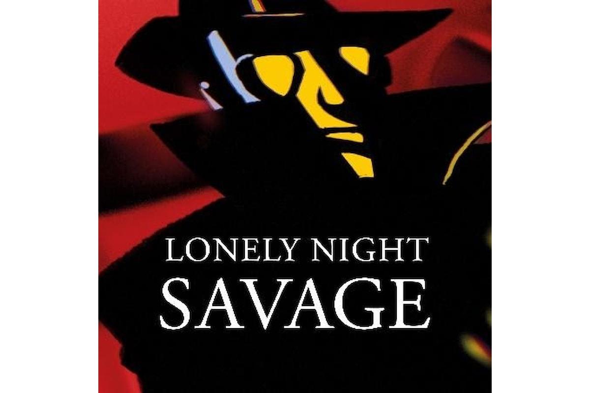 """Savage """"Lonely Night"""" è il terzo singolo estratto dall'album """"Love and Rain"""""""