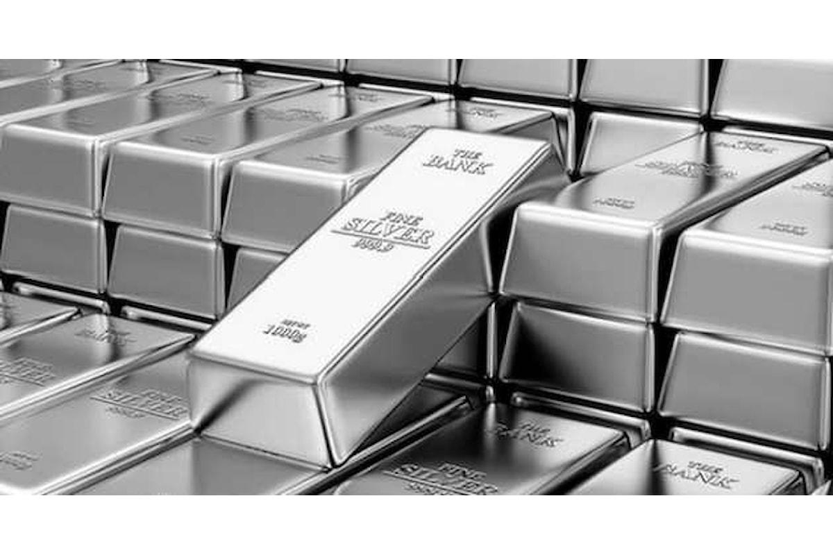 Mercato, il rally dell'argento potrebbe andare ancora avanti