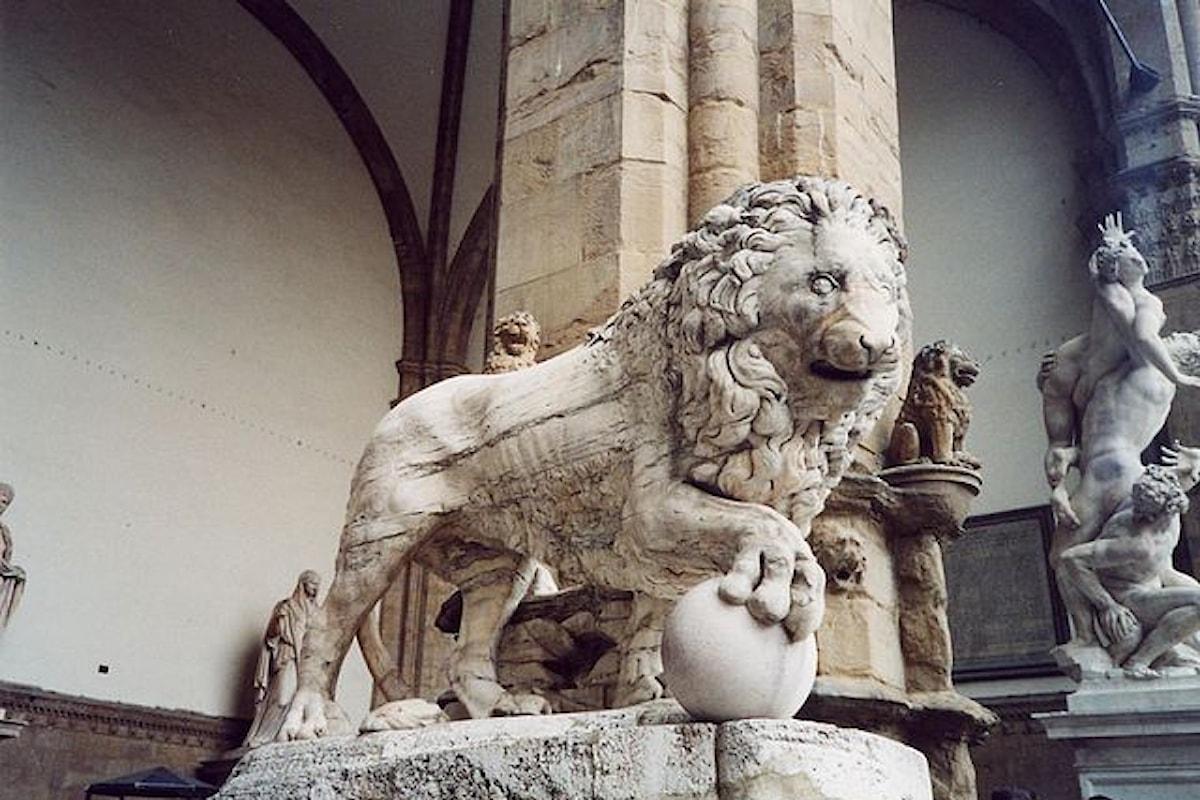 I leoni medicei