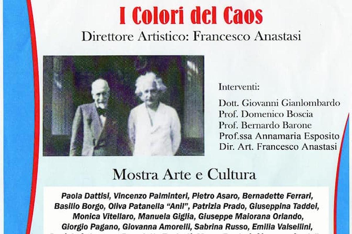 """""""Luigi Pirandello - I Colori del Caos"""", Mostra Collettiva d'Arte - Agrigento, Piazzale Caos, dal 25 settembre al 10 ottobre 2020"""