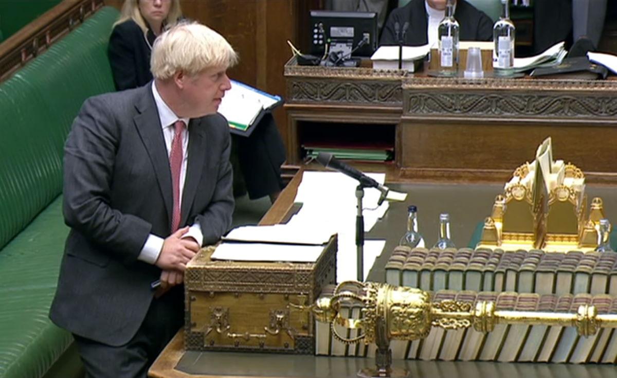 Approvata in prima lettura la legge presentata dal governo britannico in violazione dell'accordo sulla Brexit
