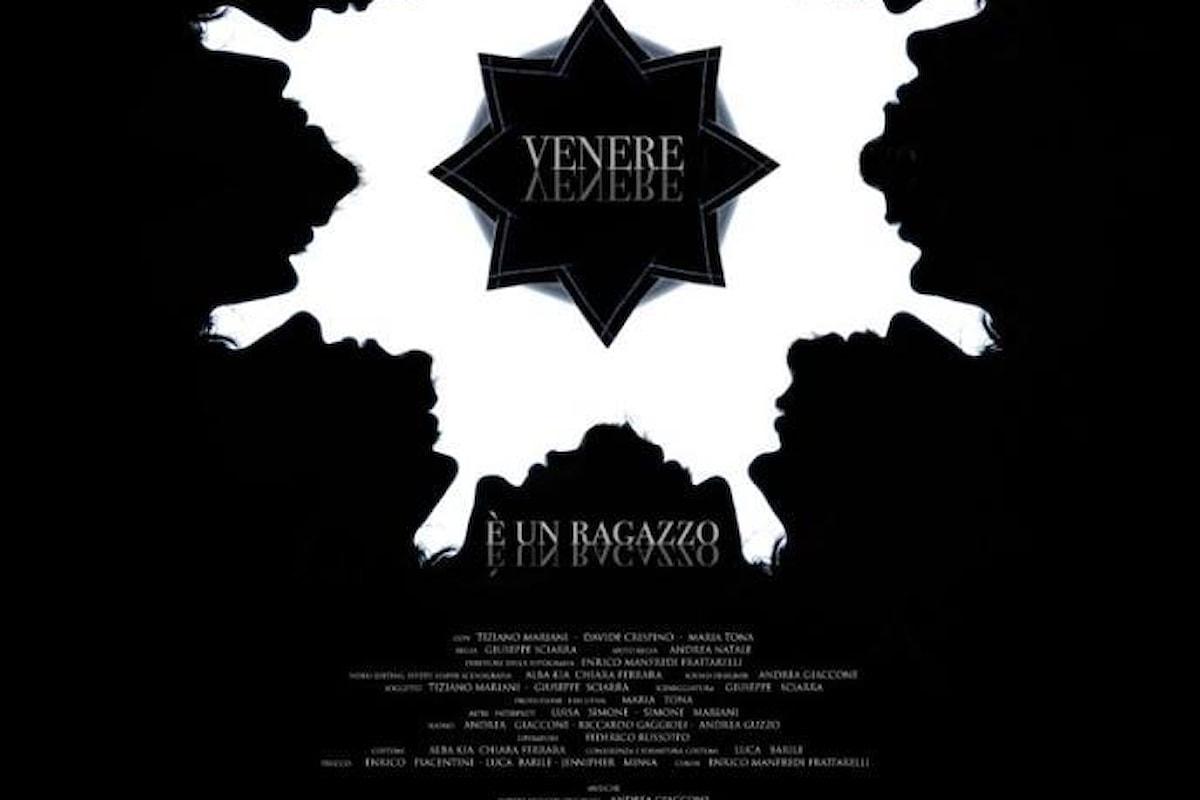 Un piccolo gioiello di cortometraggio: Venere è un ragazzo