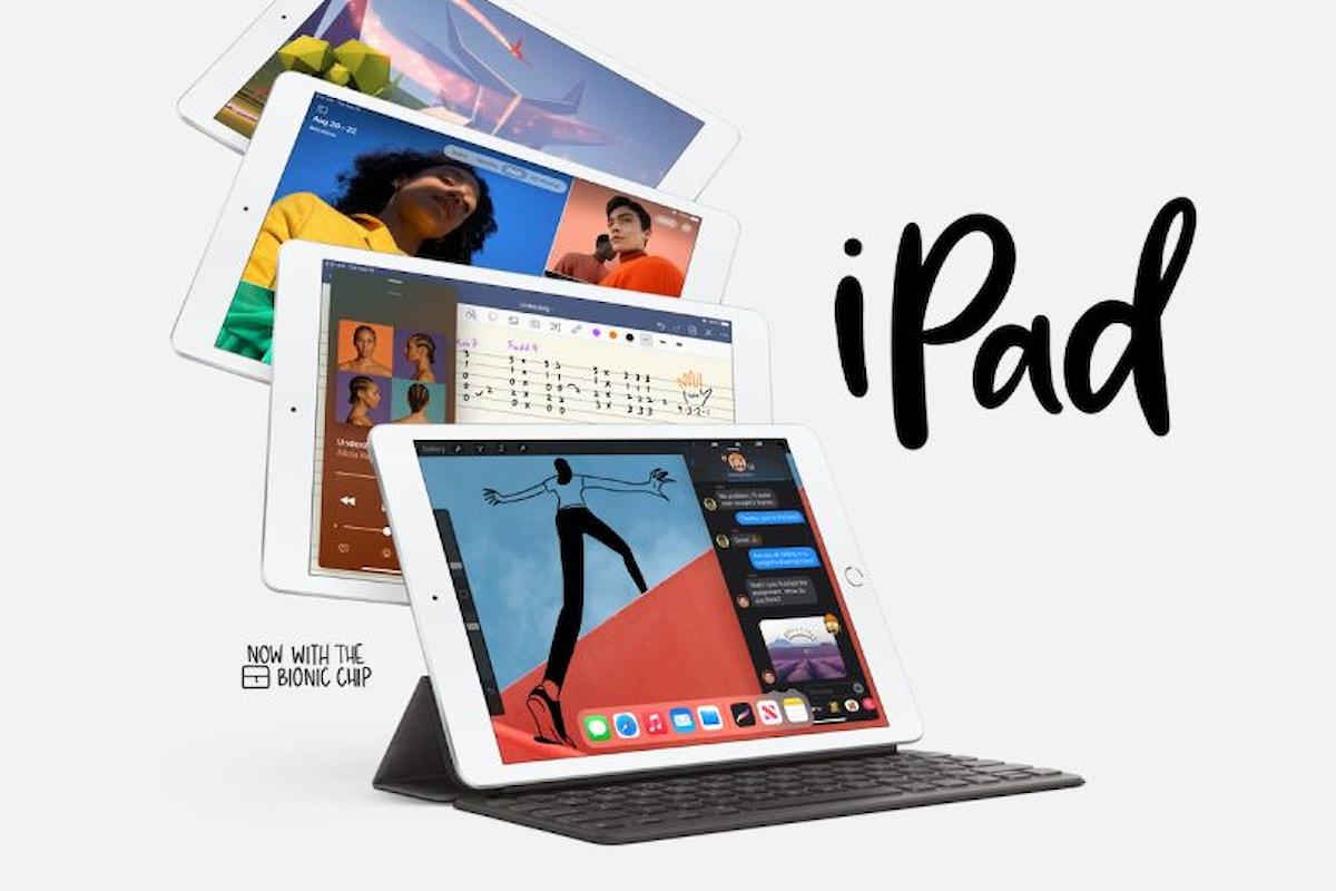 Apple iPad 8 è stato presentato ufficialmente: il prezzo è contenuto, ma le caratteristiche sono interessanti