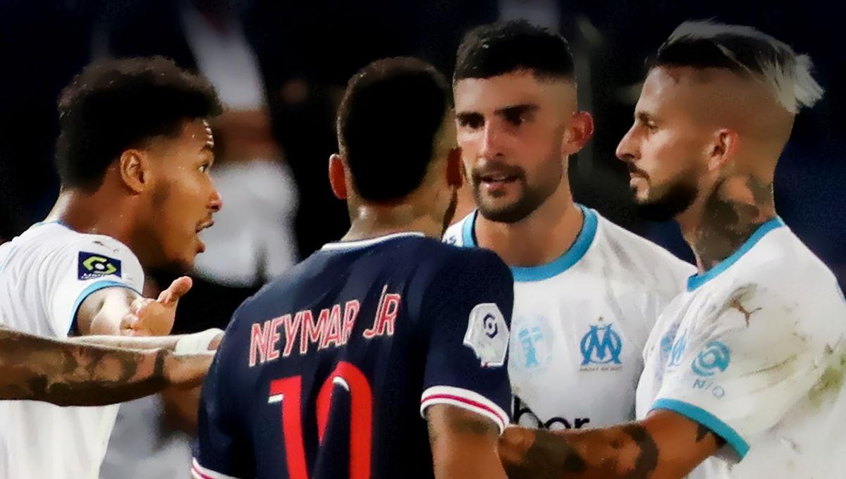Avrà degli strascichi la vittoria per 1-0 del Marsiglia in casa del PSG